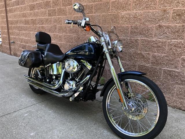 2002 Harley-Davidson SOFTAIL DEUCE at La Crosse Area Harley-Davidson, Onalaska, WI 54650