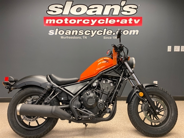 2019 Honda Rebel 500 ABS at Sloans Motorcycle ATV, Murfreesboro, TN, 37129