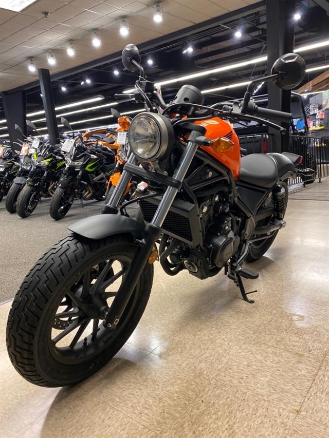 2019 Honda Rebel 500 ABS at Sloans Motorcycle ATV, Murfreesboro, TN, 37129