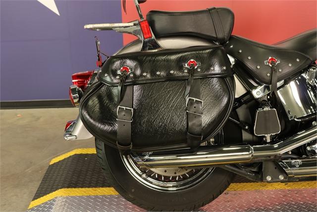 2016 Harley-Davidson Softail Heritage Softail Classic at Texas Harley
