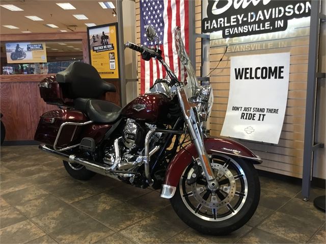 2014 Harley-Davidson Road King Base at Bud's Harley-Davidson