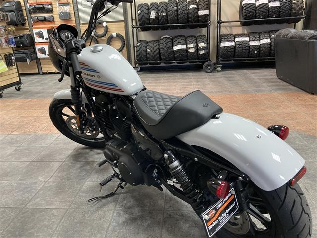 2021 Harley-Davidson Street XL 1200NS Iron 1200 at Iron Hill Harley-Davidson