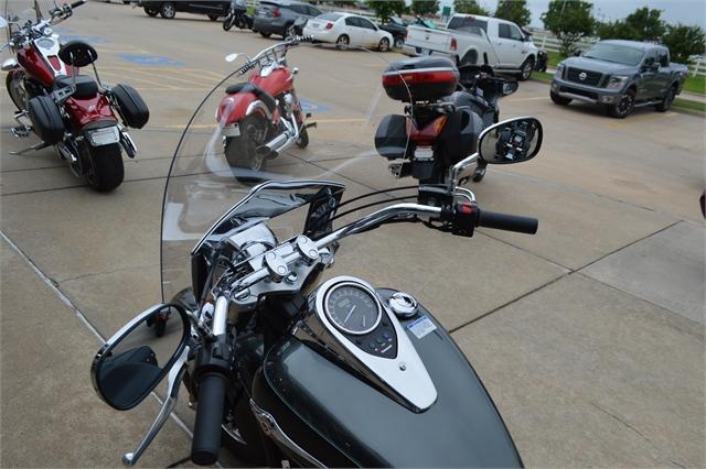2021 Kawasaki Vulcan 900 Classic LT at Shawnee Honda Polaris Kawasaki