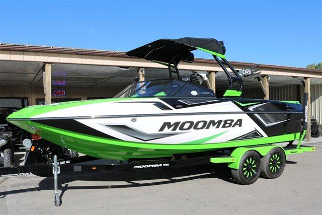 2018 Moomba Mojo Pro Base at Fort Fremont Marine, Fremont, WI 54940