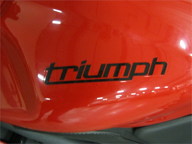2012 Triumph Speed Triple at Brenny's Motorcycle Clinic, Bettendorf, IA 52722