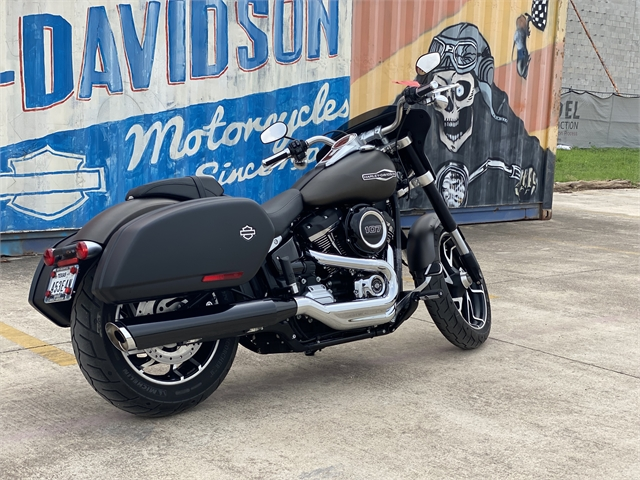 2020 Harley-Davidson Softail Sport Glide at Gruene Harley-Davidson