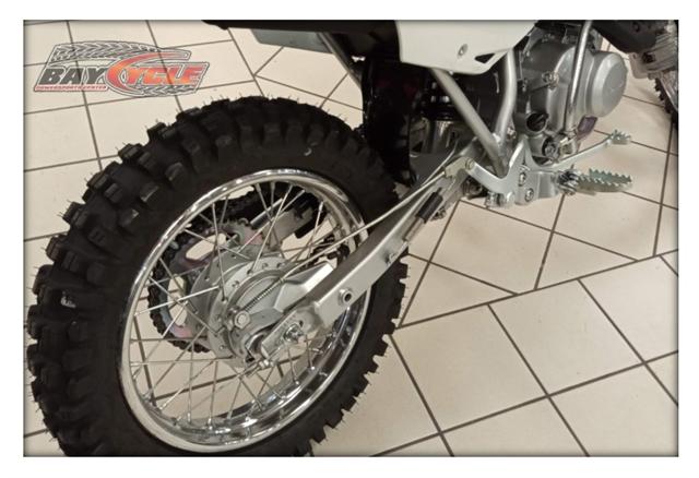 2018 Honda CRF 125F at Bay Cycle Sales