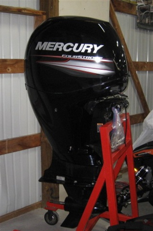 2017 Mercury Marine 150XL 4-stroke at Fort Fremont Marine Redesign