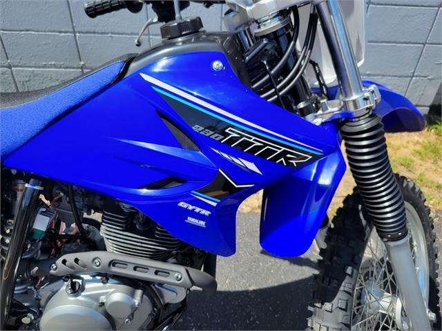 2021 Yamaha TT-R 230 at Powersports St. Augustine