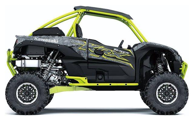 2021 Kawasaki Teryx KRX 1000 Trail Edition at Sky Powersports Port Richey