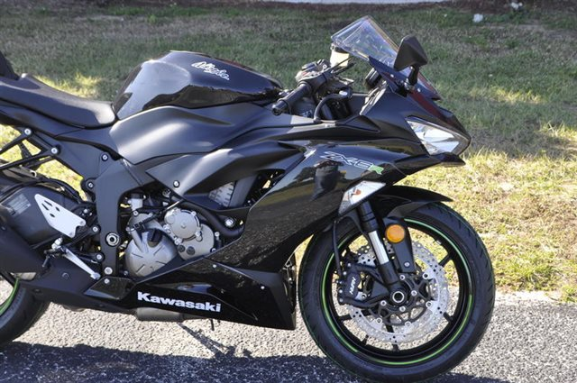 2019 Kawasaki Ninja ZX-6R ABS at Seminole PowerSports North, Eustis, FL 32726