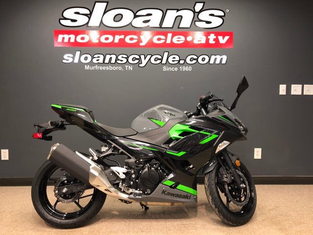 2019 Kawasaki Ninja 400 ABS at Sloan's Motorcycle, Murfreesboro, TN, 37129
