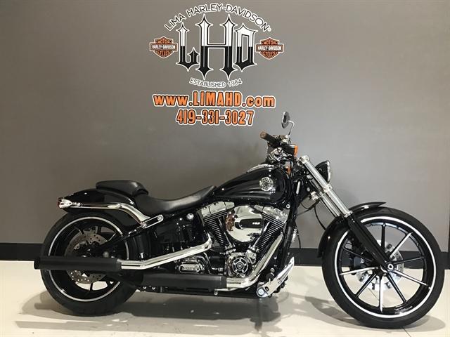 2016 Harley-Davidson Softail Breakout at Lima Harley-Davidson