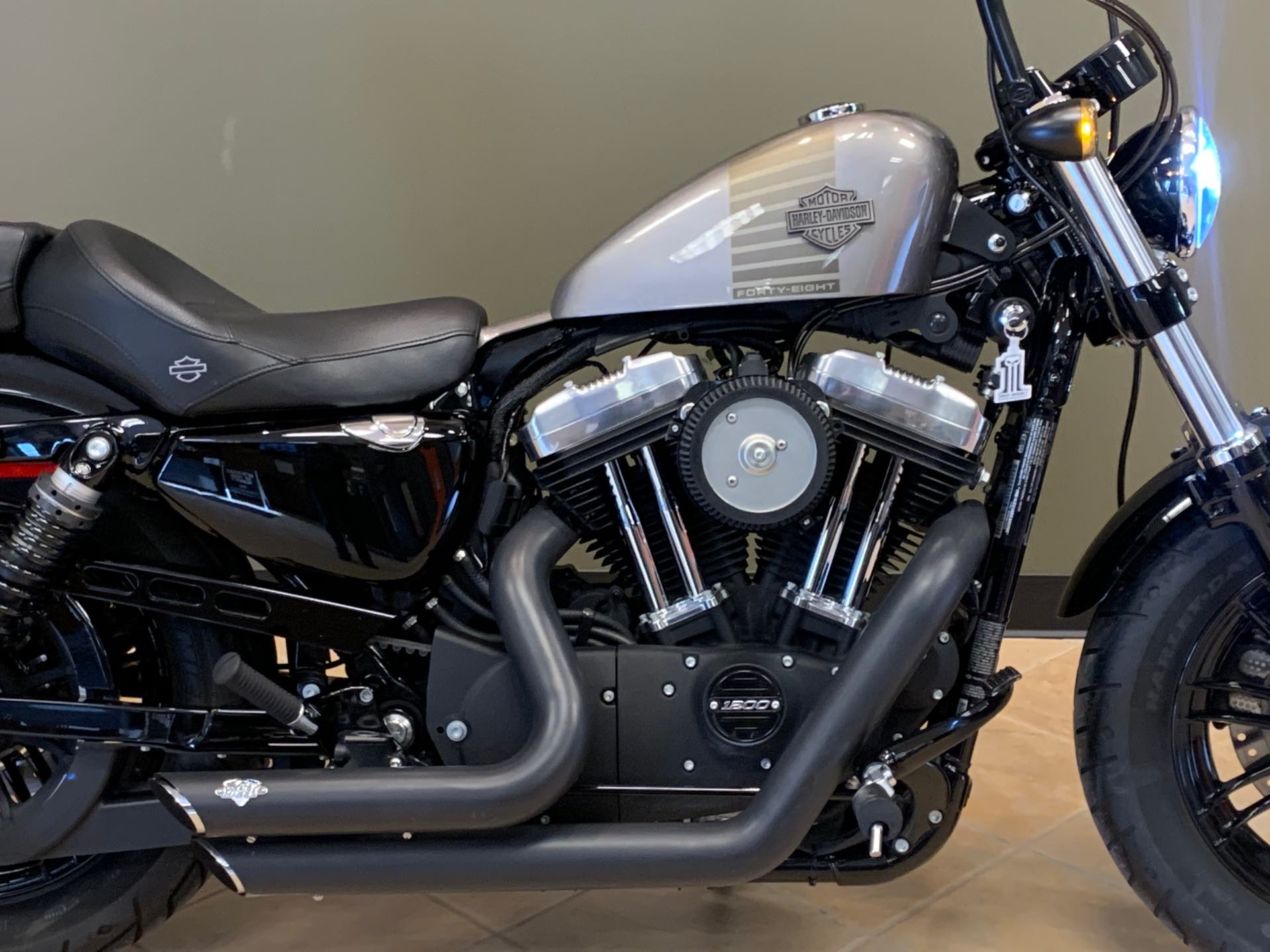 2016 Harley-Davidson Sportster Forty-Eight at Loess Hills Harley-Davidson