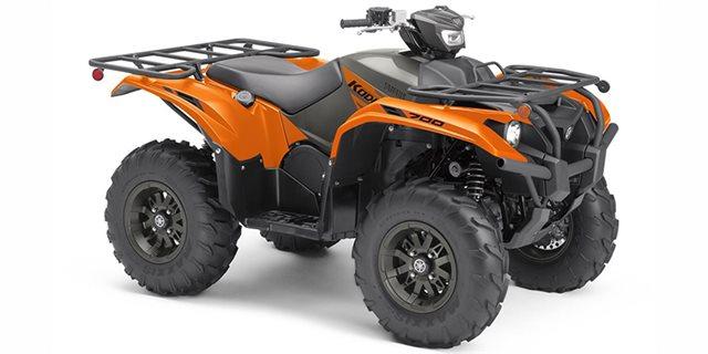 2021 Yamaha Kodiak 700 EPS SE at Extreme Powersports Inc