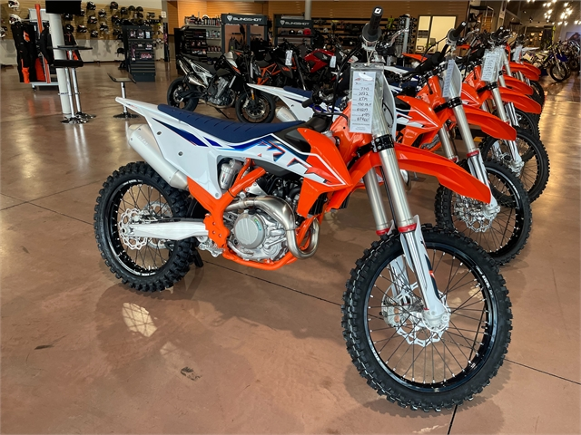 2022 KTM SX 450 F at Indian Motorcycle of Northern Kentucky