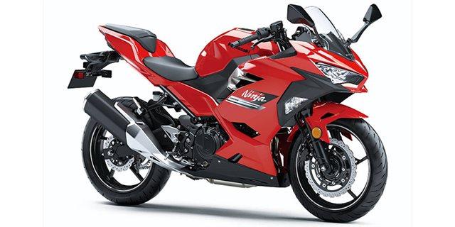 2021 Kawasaki Ninja 400 Base at Ehlerding Motorsports