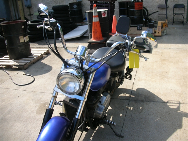 1999 HONDA VT750DCA at Hampton Roads Harley-Davidson