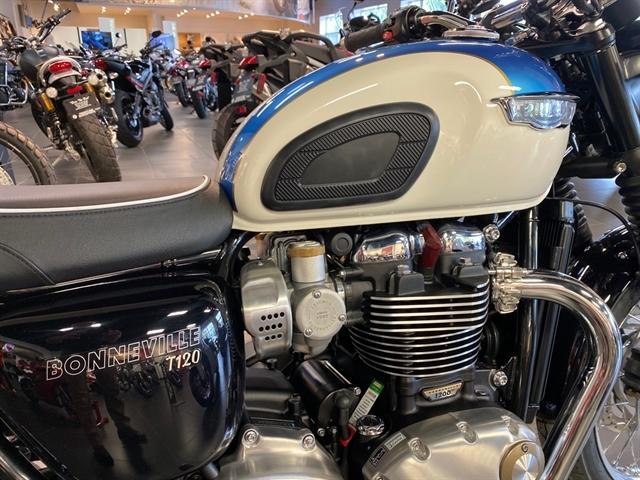 2020 Triumph Bonneville T120 Base at Frontline Eurosports
