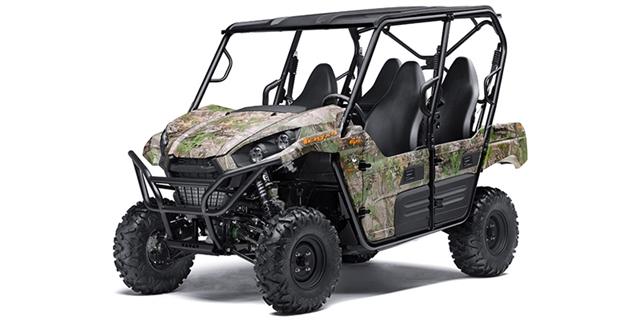 2020 Kawasaki Teryx4 Camo at Hebeler Sales & Service, Lockport, NY 14094