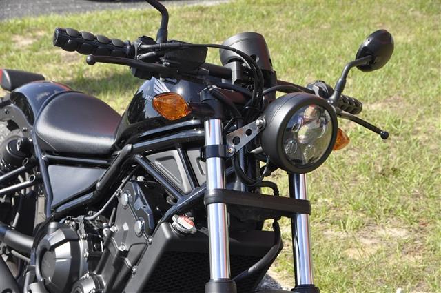 2017 Honda Rebel 500 at Seminole PowerSports North, Eustis, FL 32726