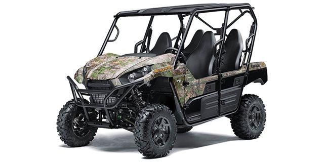 2021 Kawasaki Teryx4 S Camo at ATVs and More