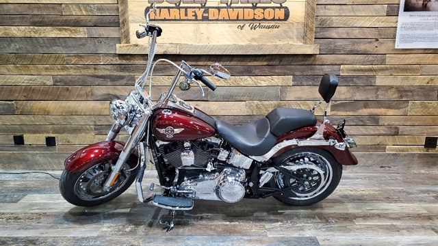 2015 Harley-Davidson Softail Fat Boy at Bull Falls Harley-Davidson