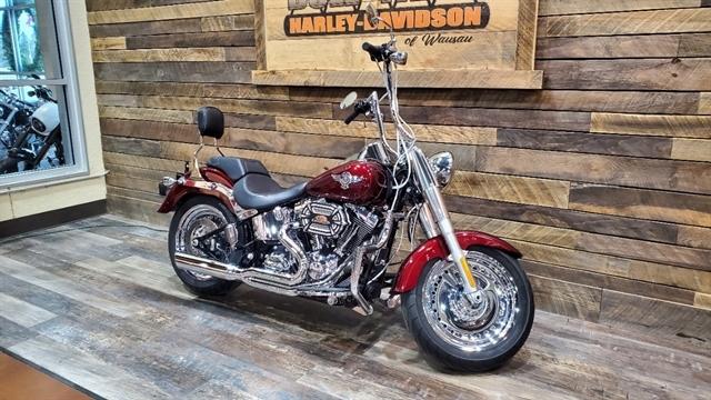 2015 Harley-Davidson Softail Fat Boy at Bull Falls Harley-Davidson