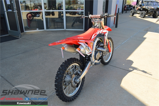2018 Honda CRF 450R at Shawnee Honda Polaris Kawasaki