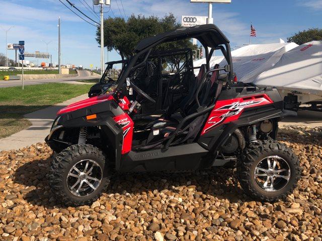 2016 CFMOTO ZFORCE 800EX at Kent Powersports, North Selma, TX 78154