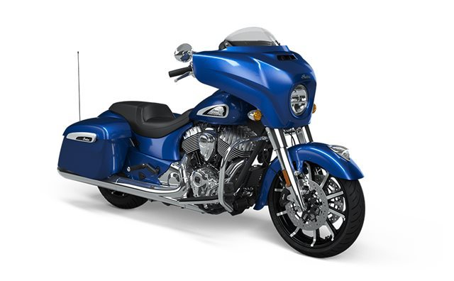 2021 Indian N21TCABBA1 Chieftain Limited at Columbanus Motor Sports, LLC