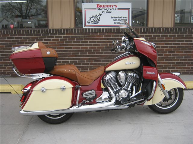 2016 Indian Motorcycle Roadmaster Base at Brenny's Motorcycle Clinic, Bettendorf, IA 52722