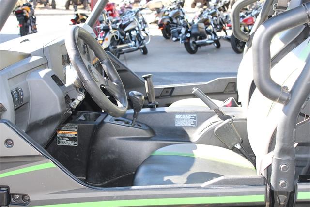 2016 Kawasaki Teryx LE at Aces Motorcycles - Fort Collins