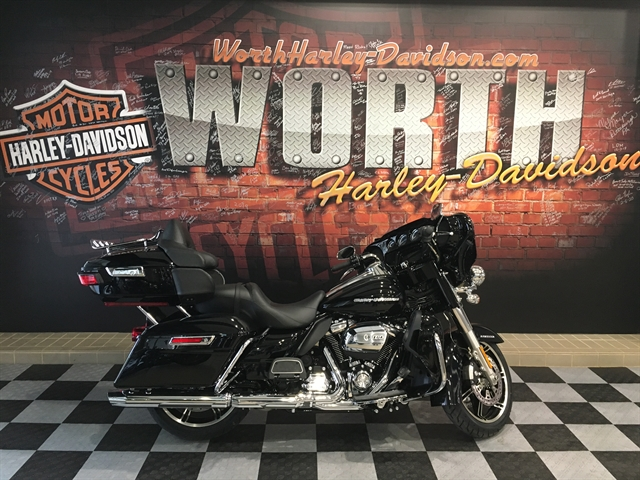 2020 Harley-Davidson Touring Ultra Limited at Worth Harley-Davidson