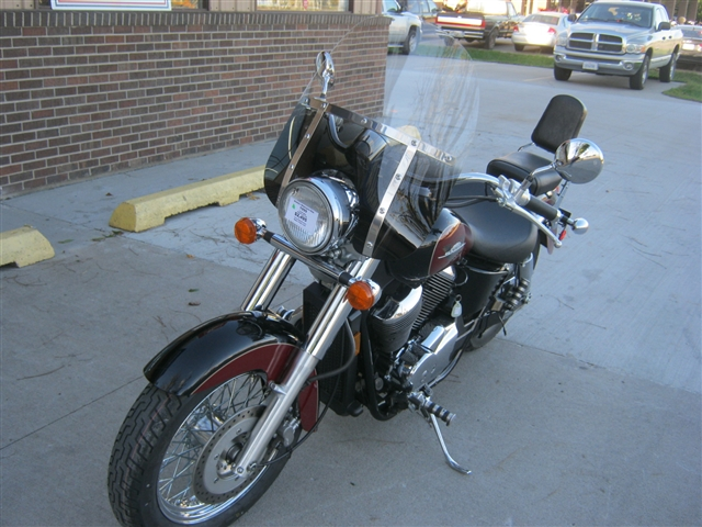 1999 Honda VT750 Shadow ACE at Brenny's Motorcycle Clinic, Bettendorf, IA 52722