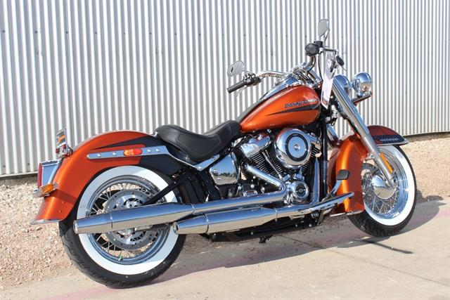 2020 Harley-Davidson Softail Deluxe at Gruene Harley-Davidson