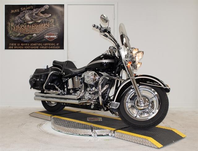 2003 Harley-Davidson FLSTCI at Mike Bruno's Northshore Harley-Davidson