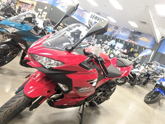 2021 Kawasaki Ninja 400 ABS at Youngblood RV & Powersports Springfield Missouri - Ozark MO