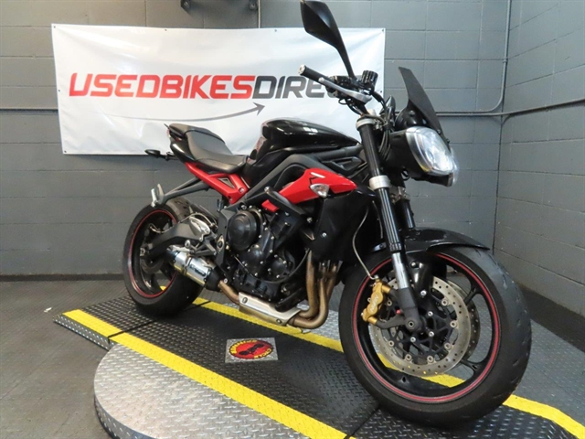 2014 Triumph Street Triple R ABS at Used Bikes Direct
