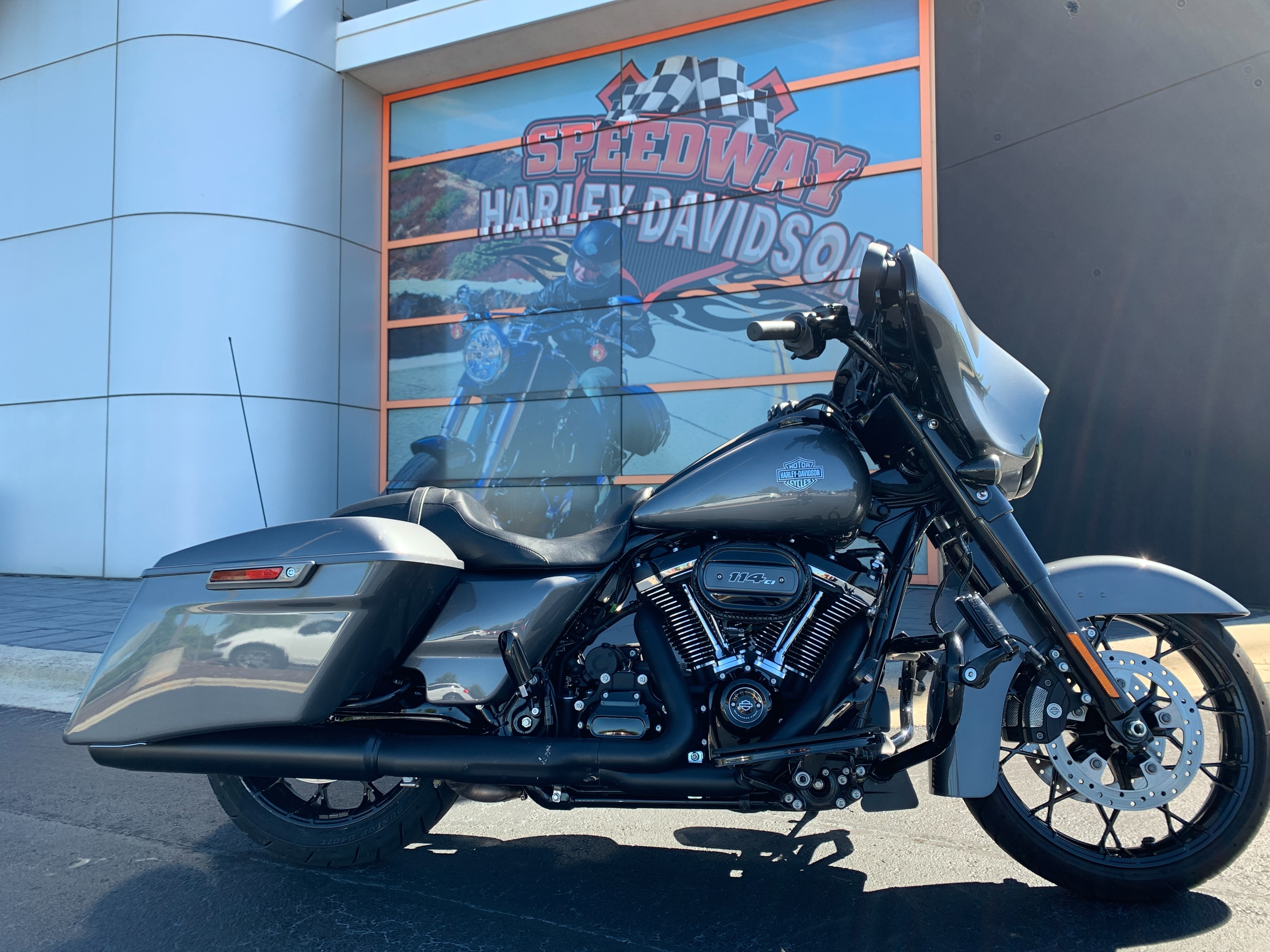2021 Harley-Davidson Grand American Touring Street Glide Special at Speedway Harley-Davidson
