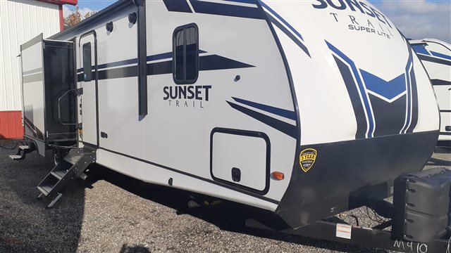 2022 CrossRoads Sunset Trail Super Lite SS331BH at Lee's Country RV