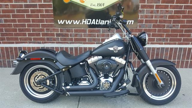 2010 Harley-Davidson Softail Fat Boy Lo at Harley-Davidson® of Atlanta, Lithia Springs, GA 30122