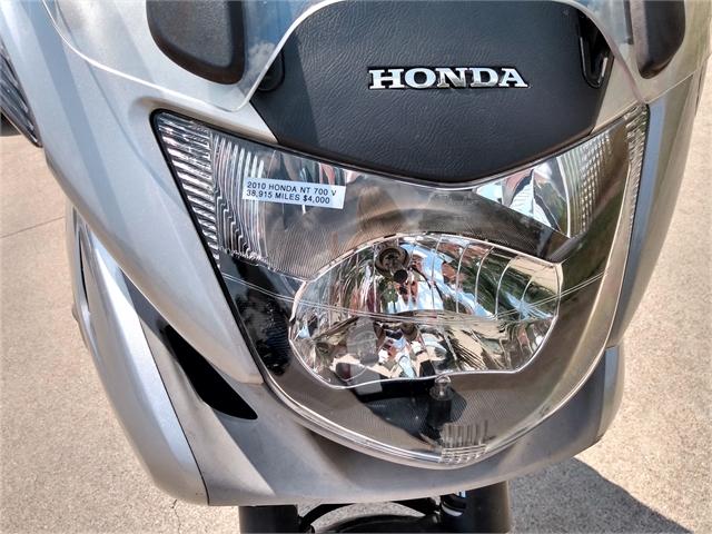 2010 Honda NT700V Base NT700V at Eurosport Cycle
