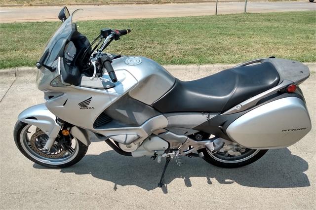 2010 Honda NT700V Base at Eurosport Cycle
