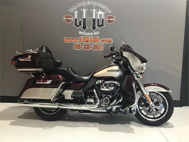 2018 Harley-Davidson Electra Glide Ultra Classic at Lima Harley-Davidson