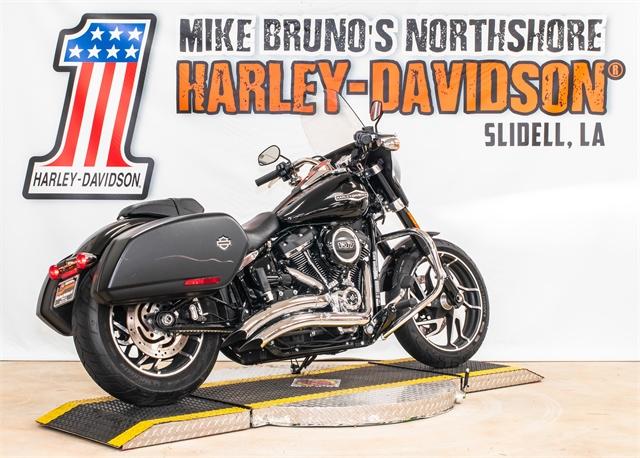 2018 Harley-Davidson Softail Sport Glide at Mike Bruno's Northshore Harley-Davidson