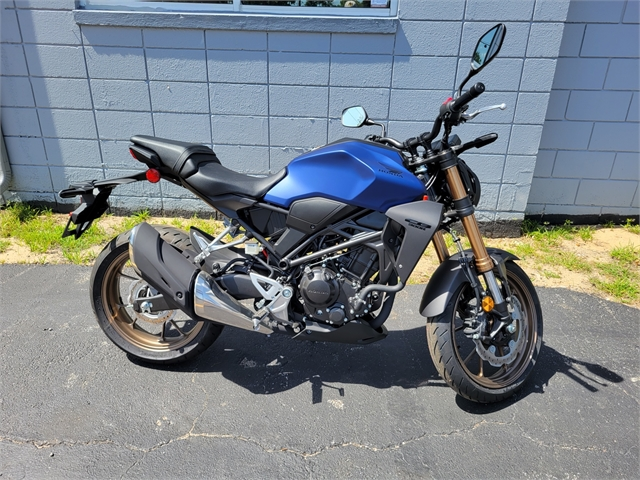 2021 Honda CB300R ABS ABS at Powersports St. Augustine