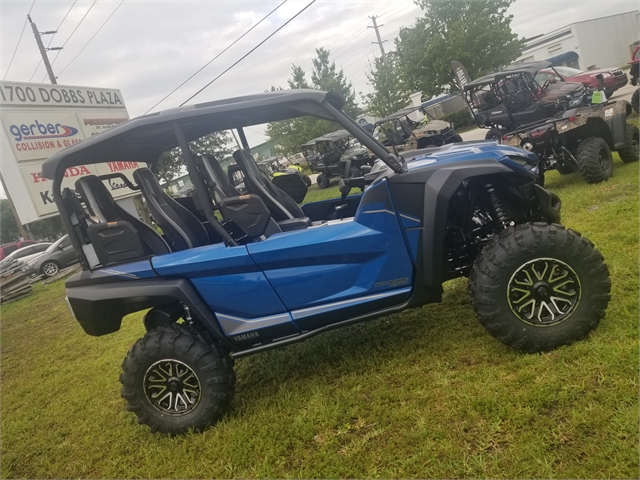 2021 Yamaha Wolverine RMAX4 1000 Limited Edition at Powersports St. Augustine