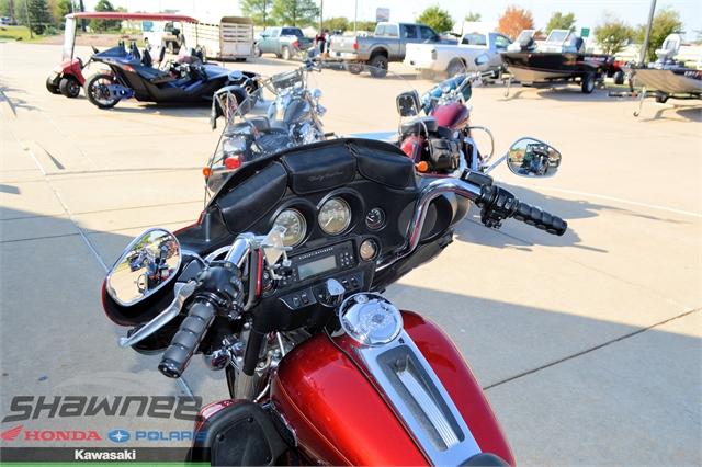 2013 Harley-Davidson Electra Glide Ultra Classic at Shawnee Honda Polaris Kawasaki