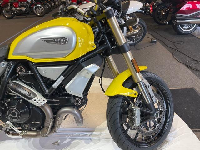 2018 Ducati Scrambler 1100 at Martin Moto